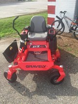 "Gravely ZTX - 42""  excellent condition 19. Hrs in Fort Rucker, Alabama"