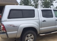 ARE Toyota Tacoma truck cap topper camper shell in Fort Polk, Louisiana