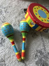 Musical toys in Naperville, Illinois