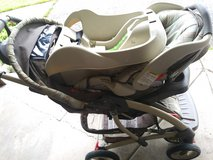 Travel system in Chicago, Illinois