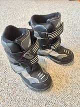 Boys boots - size 1 in Naperville, Illinois
