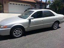 2001 TOYOTA CAMRY LEATHER ,LOADED, SUPER CLEAN. in Camp Pendleton, California