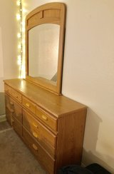 Dresser with Vanity in Camp Pendleton, California