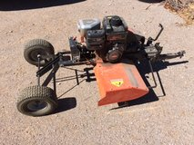 DR tow behind tiller cultivator with remote in Alamogordo, New Mexico