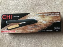 CHI CERAMIC HAIR STYLING IRON- NEW in Plainfield, Illinois