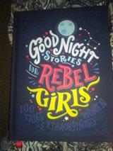 Good night stories for rebel girls book in Camp Lejeune, North Carolina
