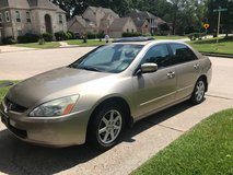 2004 Honda Accord in Kingwood, Texas