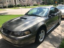 2002 Ford Mustang in Kingwood, Texas