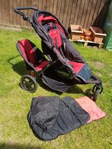Double/single stroller in Lakenheath, UK