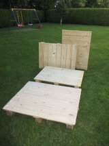 selected pallets for great projects in Ramstein, Germany
