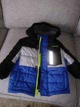 Boys' jacket 24 mo (generous size) Very Warm London Fog in Bolingbrook, Illinois