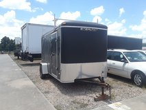 6'×12'Enclosed Trailer in Kingwood, Texas