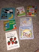 Baby/ Toddler Board Books in Lockport, Illinois