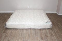 King Size Spring Air Precision Back Care Supporter Firm model mattress in Kingwood, Texas