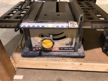 "Ryobi 10"" table saw in Joliet, Illinois"