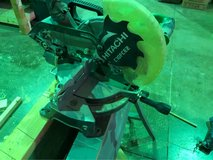 "Hitachi Miter Saw 10"" x2 $85.00 each in Lockport, Illinois"