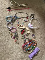Misc. girl jewelry and hair stuff in Bolingbrook, Illinois