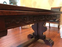 Antique French Dining Room Table in Kingwood, Texas