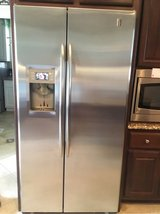 GE Profile Stainless Steel Counter-Depth Refrigerator - Summerwood Pick Up! in Kingwood, Texas