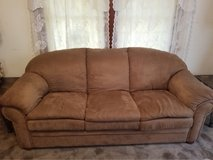 brown couch in Kingwood, Texas