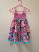 Summer dress size 5 for little girls in Fort Hood, Texas