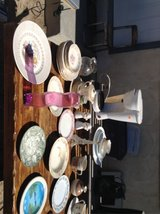 glass and serving plates various in 29 Palms, California