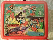 NINTENDO, ALADDIN VINTAGE LUNCH BOX in Fort Campbell, Kentucky