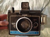 Poloroid Land camera, vintage in Fort Campbell, Kentucky