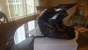 Off road helmet for boys (Size Youth Small) in Orland Park, Illinois
