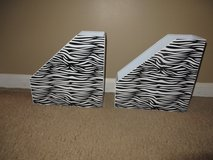 2 Metal Magazine Files by neatlife Distributed by Design Ideas - Zebra in Joliet, Illinois