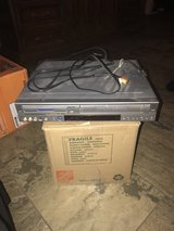 DVD/VHS Player/Recorder in Kingwood, Texas