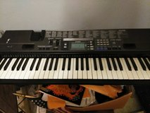 Keyboard with stand in Alamogordo, New Mexico