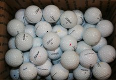 5 Dozen (60) Used Titleist Golf Balls No Pro V1s in Lockport, Illinois