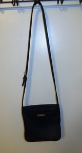 Nine West Black Nylon Cross Body Bag in Lockport, Illinois