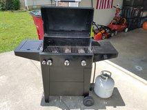 Brinkmann BBQ Grill with FULL Propane Tank in Fort Campbell, Kentucky