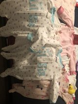 baby girl sleepers in Spring, Texas