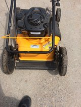 PoulanPro push mower in Fort Drum, New York