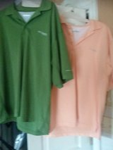 Mens large Columbia shirts in Beaufort, South Carolina