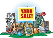 Yard sale! in Fairfax, Virginia