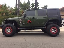 2008 Jeep Wrangler Unlimited X in Camp Pendleton, California