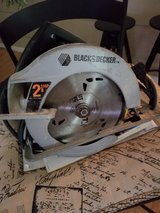 Black & Decker Circular Saw in Conroe, Texas