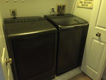 Samsung Top Load Washer and Dryer pair in Fort Belvoir, Virginia