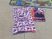 (2) Blaze and the Monster Machines Toddler Bedding in Fort Riley, Kansas