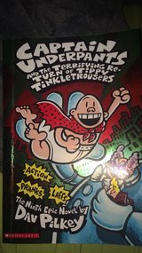 Captain Underpants 9 in Birmingham, Alabama