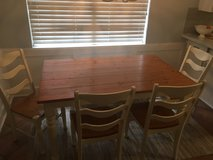 Kitchen Table and Chairs Set in Kingwood, Texas
