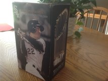 Scott Podsednik World Series Bobblehead in Lockport, Illinois