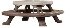 Little Tikes Fold'n Store Picnic Table in Fort Polk, Louisiana