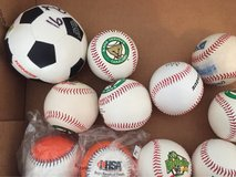baseballs in Lockport, Illinois