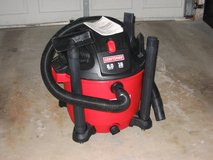 Craftsman 16 Gallon Wet/Dry Vacuum in Algonquin, Illinois