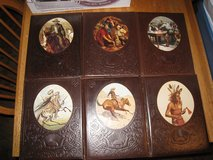 6 Vintage Time Life The Old West Hard Cover Books in Glendale Heights, Illinois
